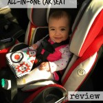 Evenflo Symphony DLX All-in-One Car Seat Review - Maman Loup's Den