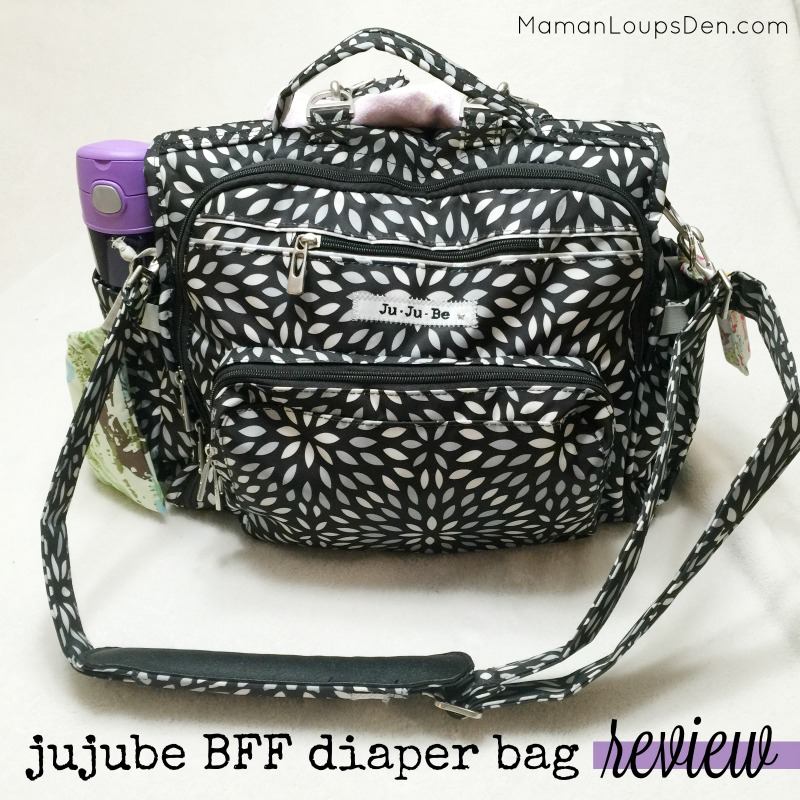 Jujube Bff Diaper Bag Review Maman Loup S Den