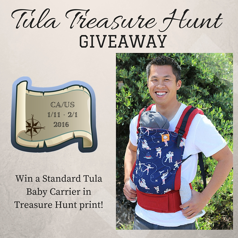 Tula Treasure Hunt Giveaway