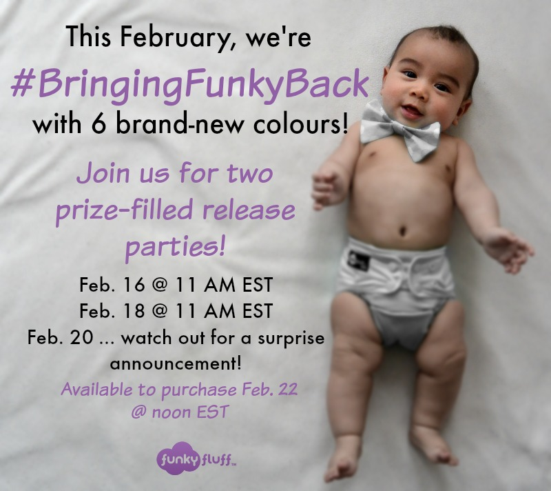 #BringingFunkyBack Release Party {+Giveaway}