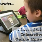 Discovering The Adventures of Napkin Man Interactive Online Episodes