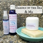 Garden by the Sea and Me: Natural Body Care Products Review