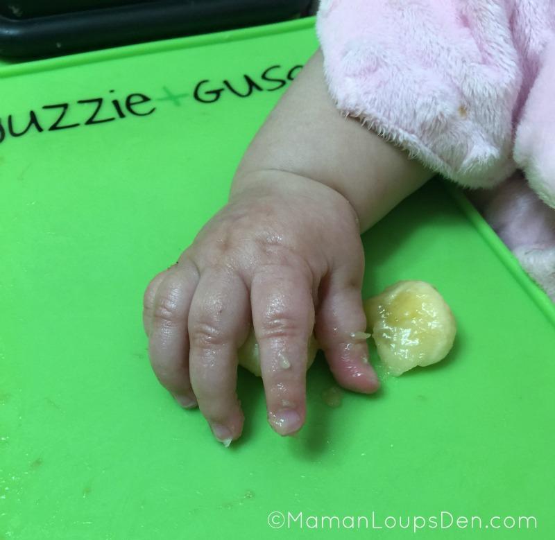 Guzzie + Guss Perch Silicone Placemat