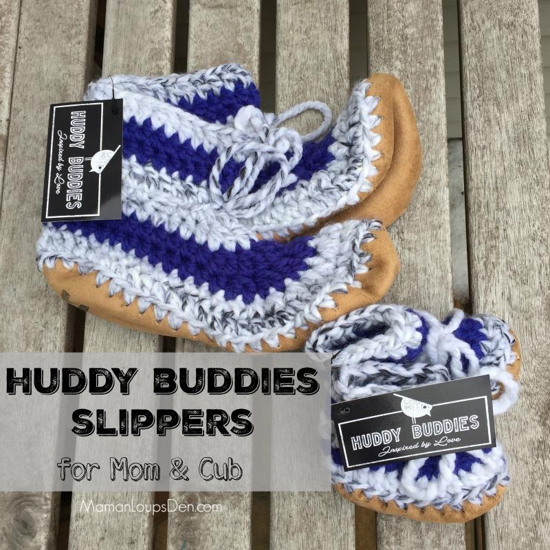 Huddy Buddies Slippers