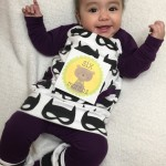 Little Miss Cub's 6 month milestones