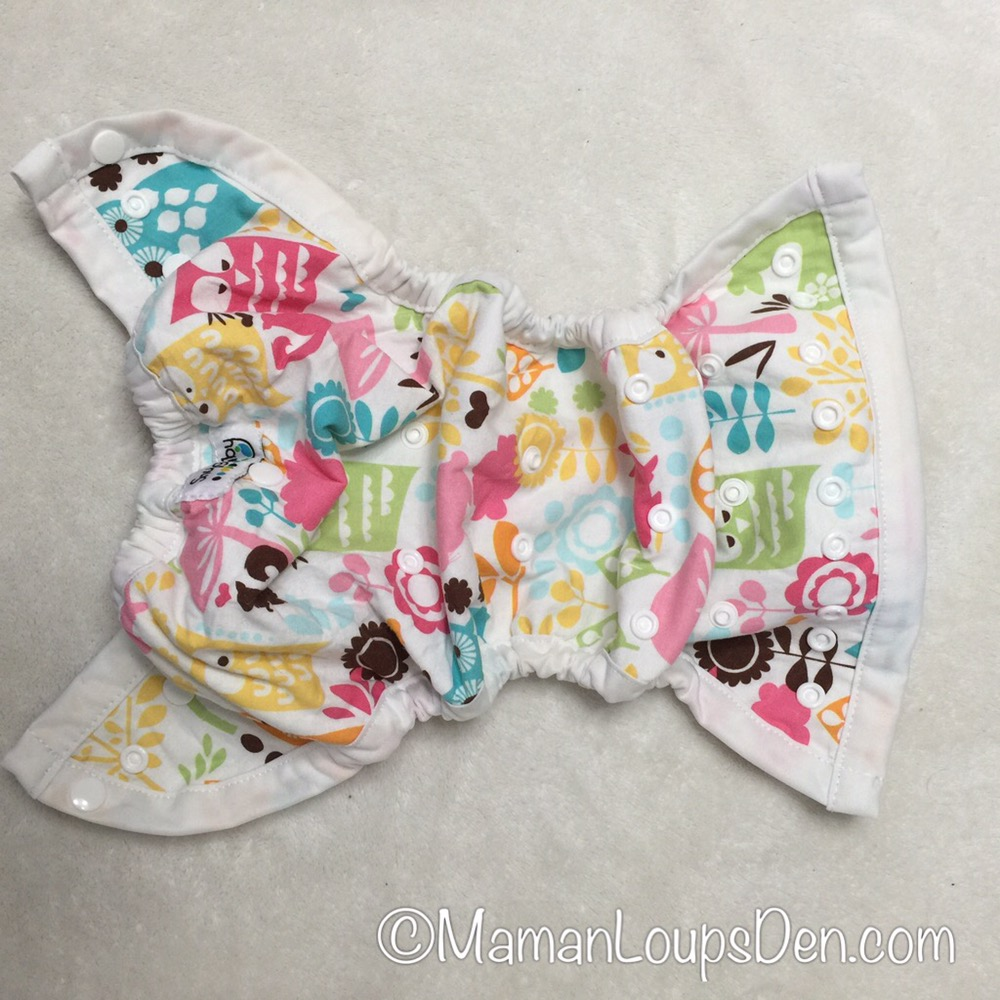 SnuggyBaby Cotton-Exterior PUL Diaper Cover