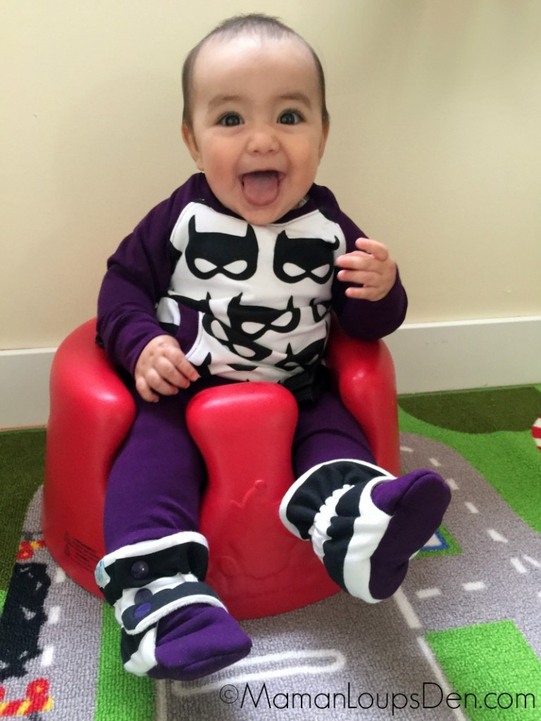 Marlee Jeans Review - Maman Loup's Den - Sittin' in the Bumbo
