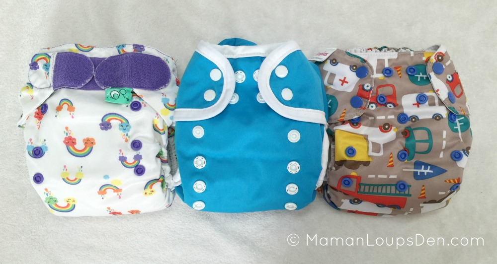 Our Favourite All-in-One Diapers
