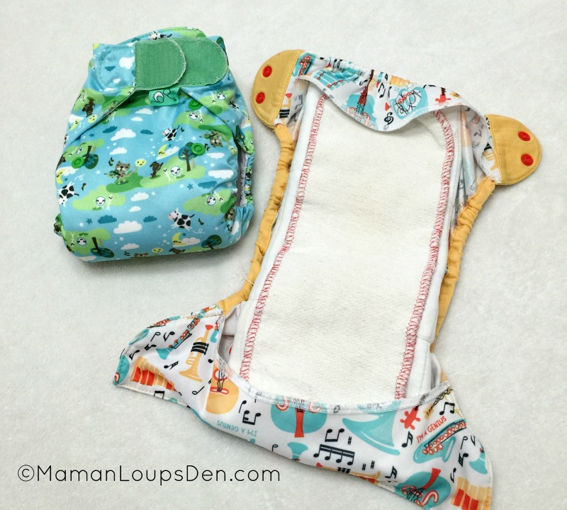 Overnight Cloth Diapering Solution