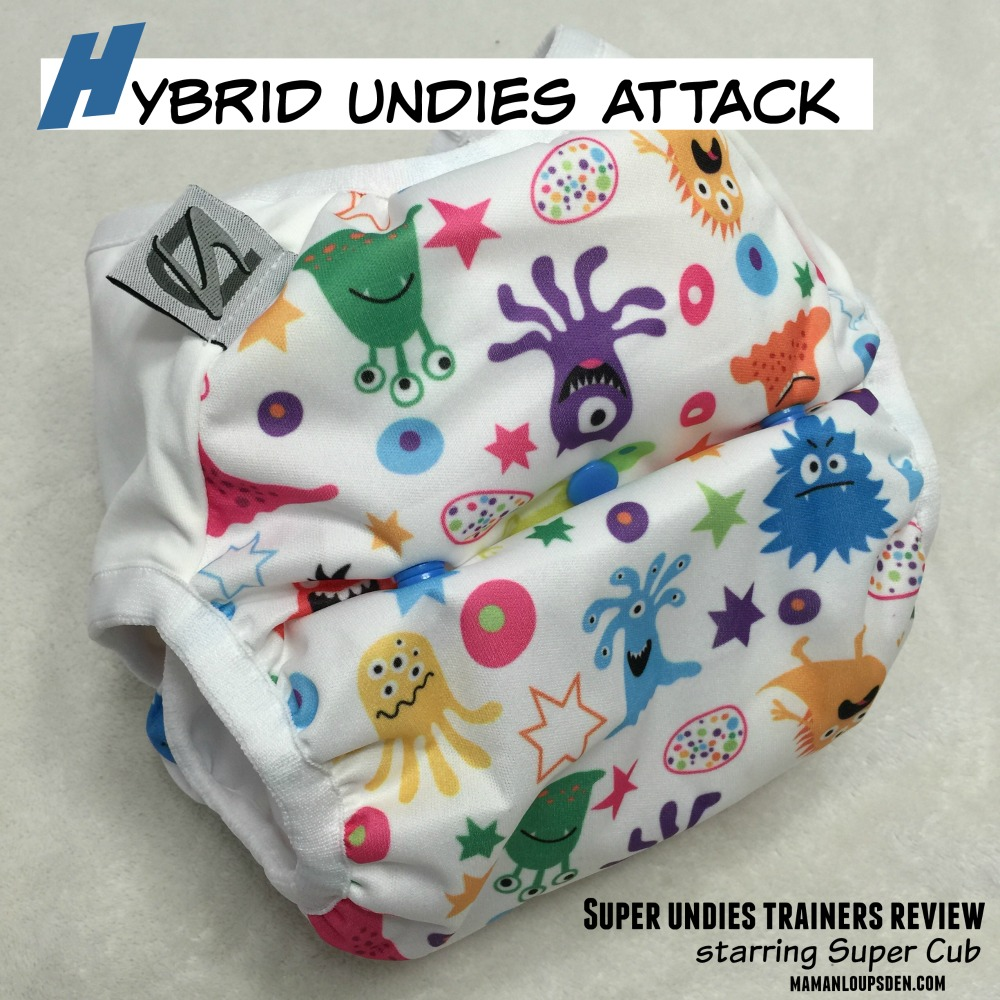 Super Undies Hybrid Trainers Review