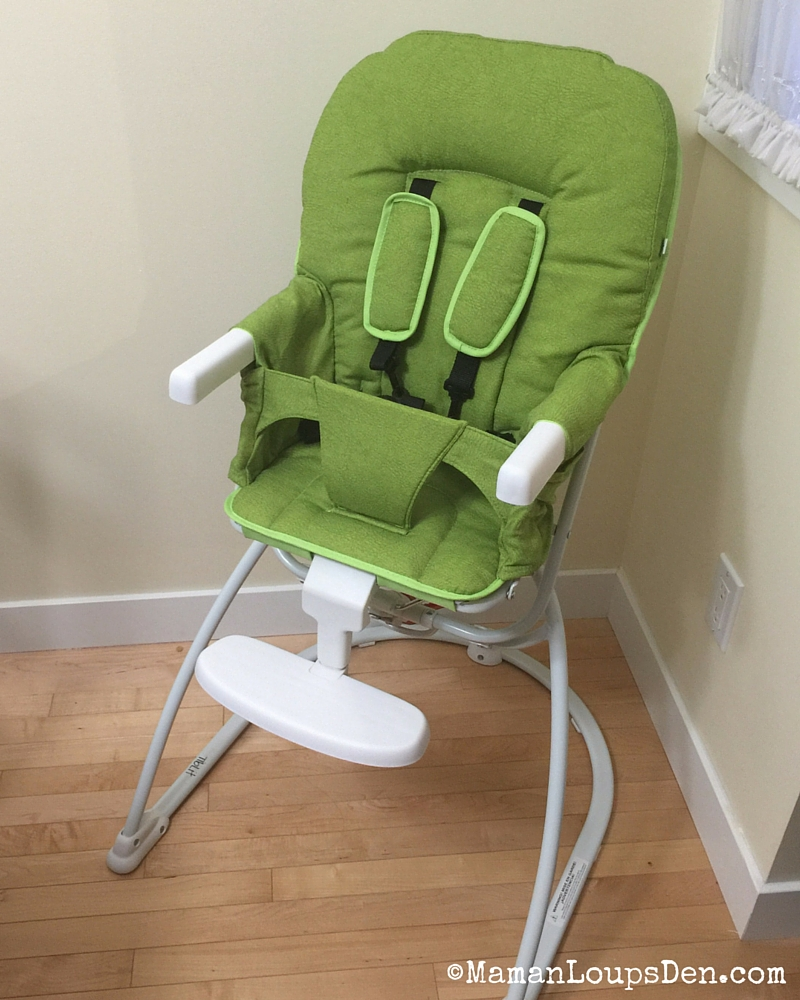 The Guzzie & Guss Tiblit High Chair
