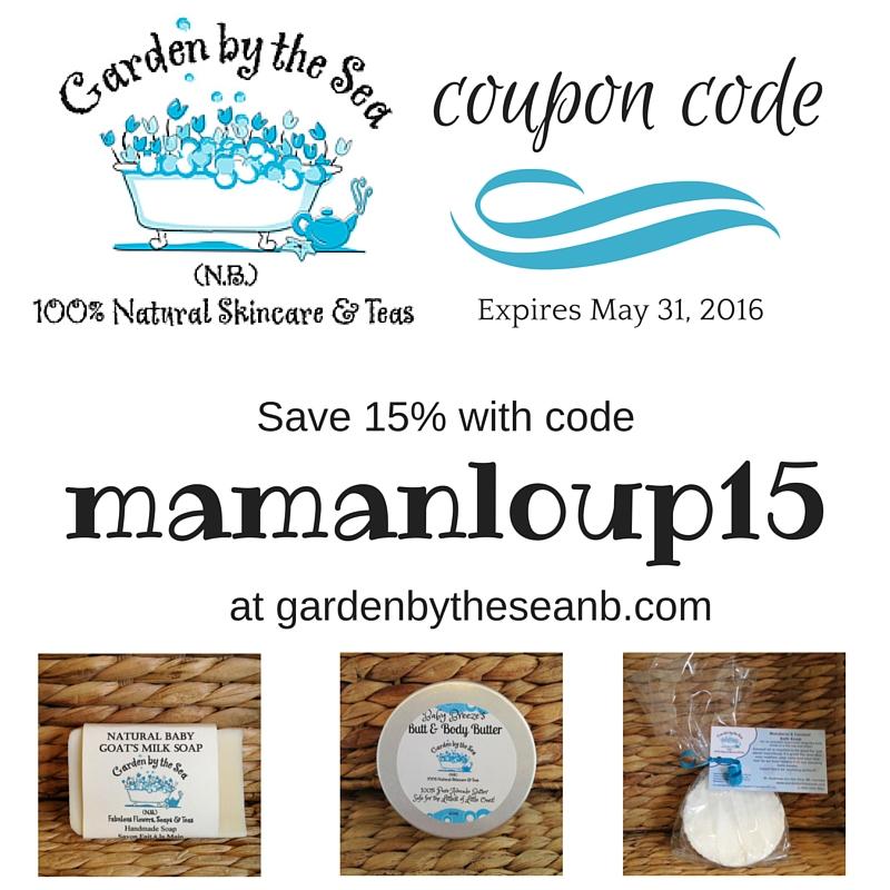 Garden by the Sea Coupon Code (1)