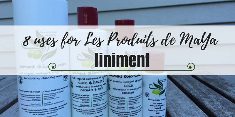 8 Uses for Produits de MaYa Liniment