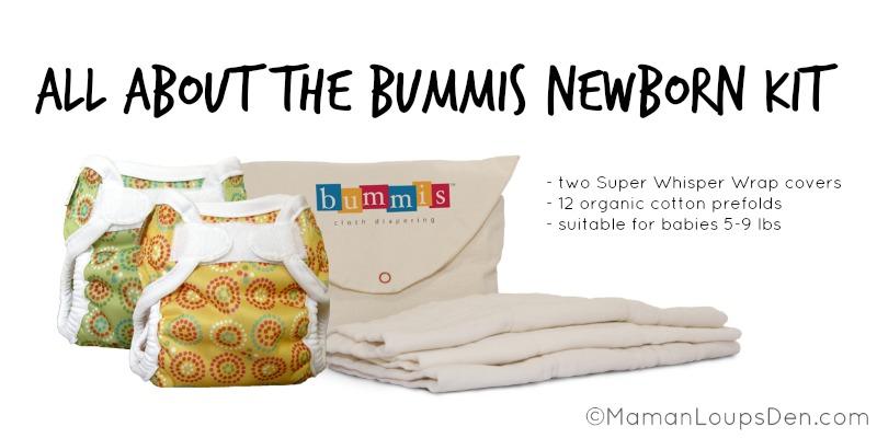 All About the Bummis Newborn Kit