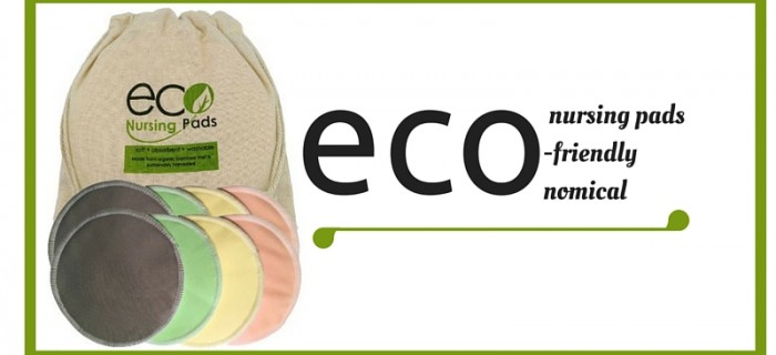 EcoNursing Pads: ECOnomical & ECO-friendly {+ #PamperMom Giveaway}