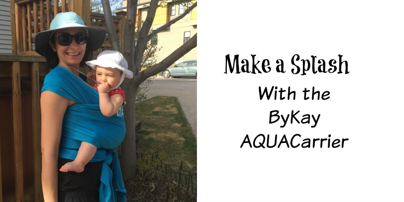 Make a Splash with the ByKay AQUACarrier