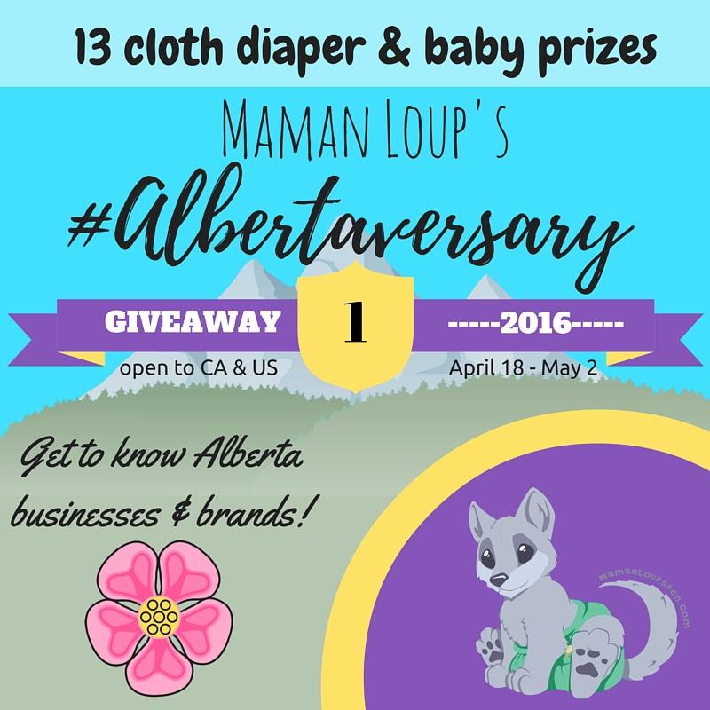 #Albertaversary Giveaway