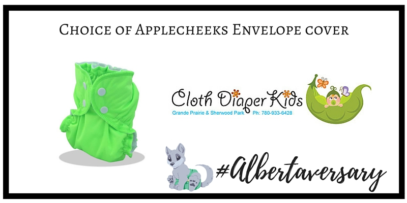Albertaversary - Cloth Diaper Kids