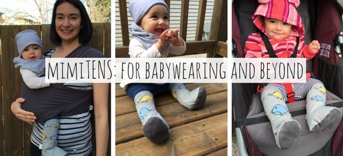 mimiTENS: for babywearing and beyond {+ Giveaway}