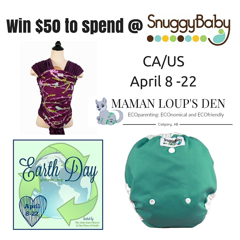 Snuggy Baby Square Giveaway Image