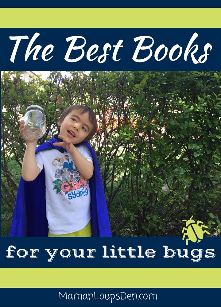 The Best Books for Your Little Bugs