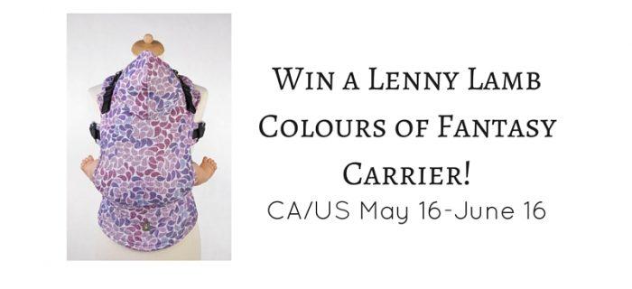Lenny Lamb Colours of Fantasy Giveaway