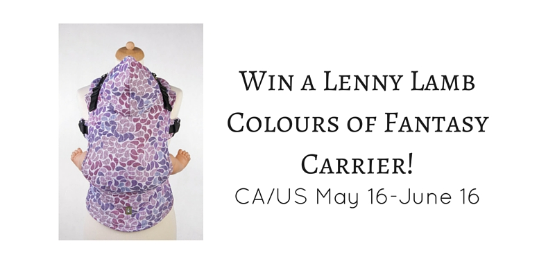 Lenny Lamb Colours of Fantasy Giveaway