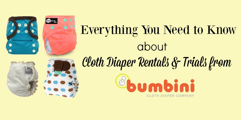 Newborn Diaper Rentals & Cloth Diaper Trials at Bumbini