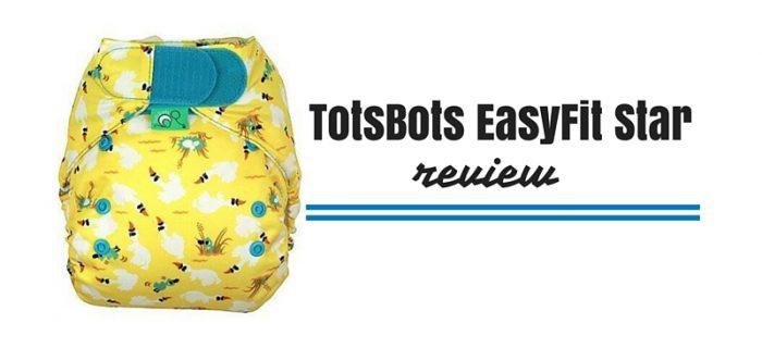 TotsBots EasyFit Star Review {+ Giveaway US/CA 6/28}
