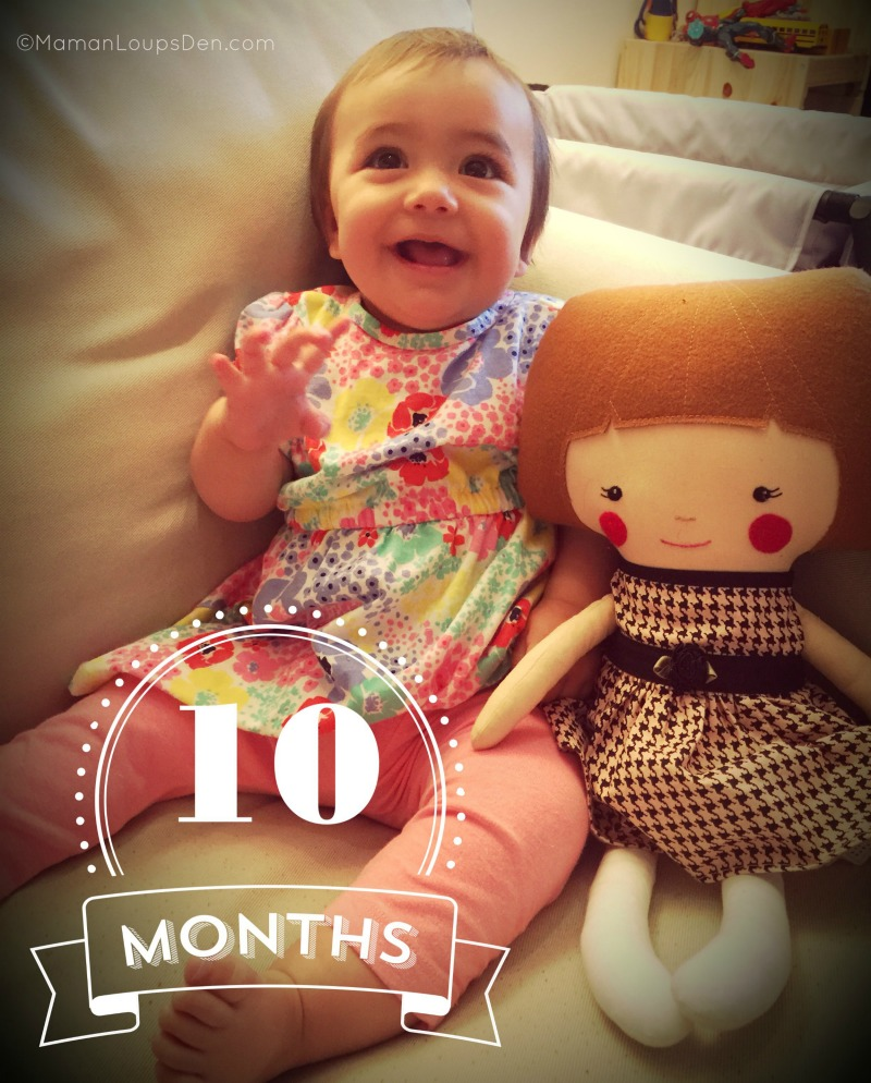10 months old