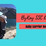 ByKay Deluxe SSC Baby Carrier Review {+ Canada only giveaway}