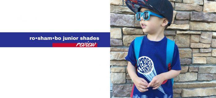 ro•sham•bo junior shades review