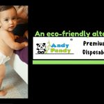 Andy Pandy Bamboo Disposable Diapers