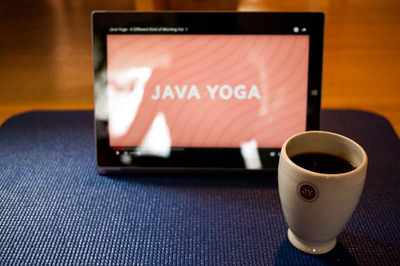 Java Yoga