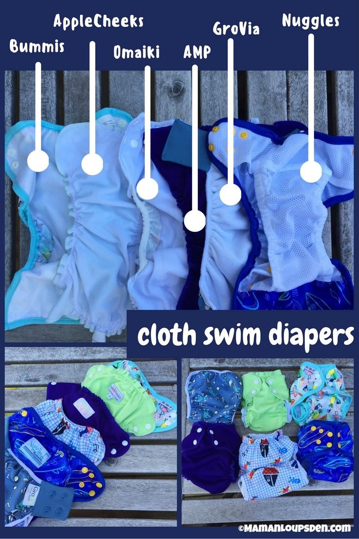 cloth swim diapers graphic comparison