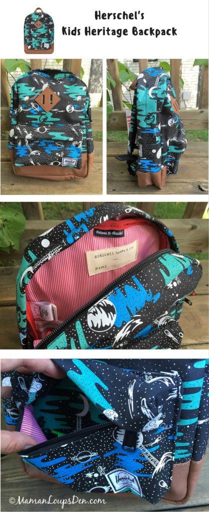 Herschel Kids Heritage Backpack