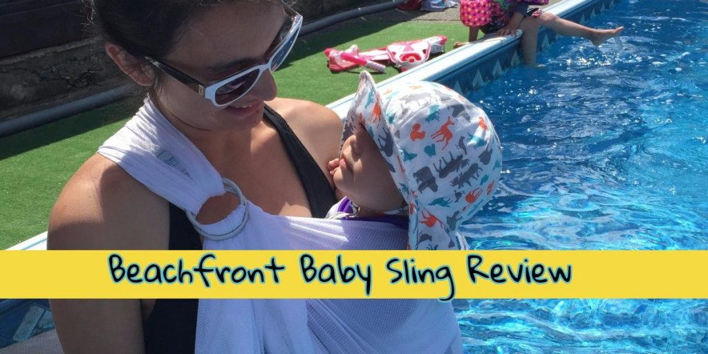 Beachfront Baby Sling Review