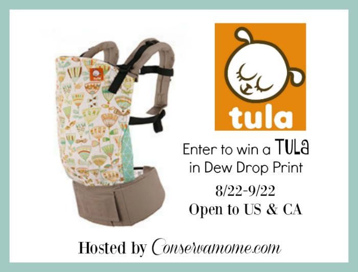 Enter to win a Tula!