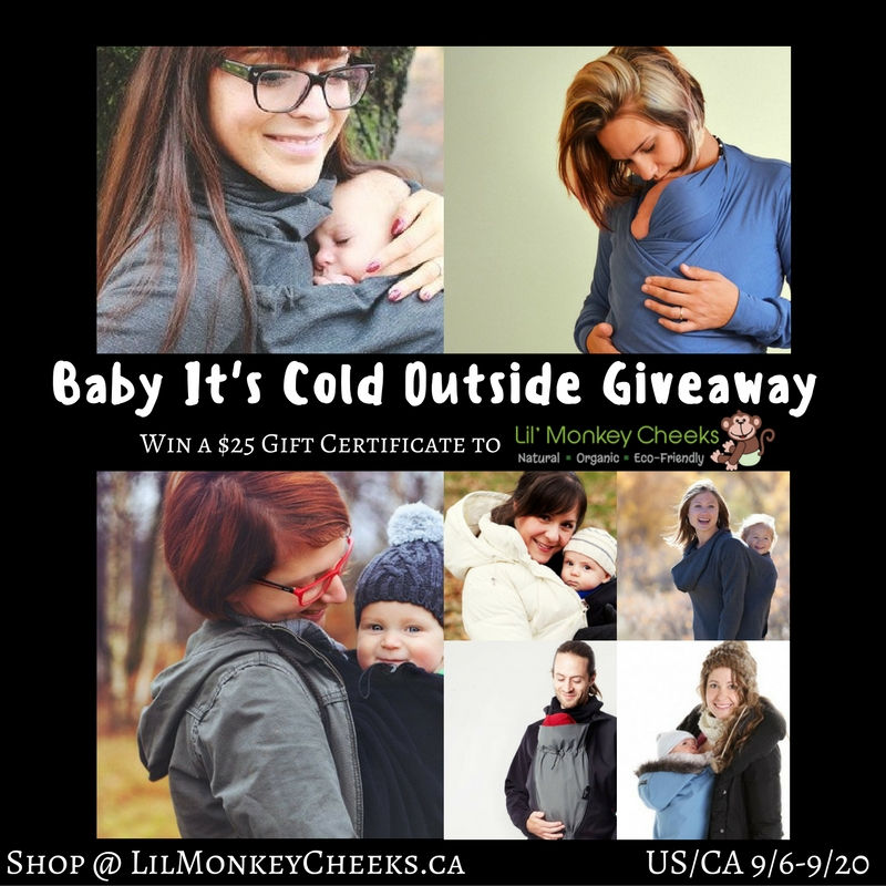 Baby It S Cold Outside Babywearing Solutions For Fall