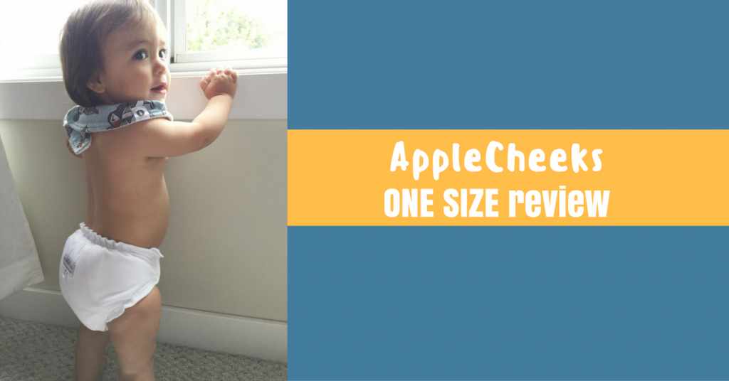 AppleCheeks One-Size Review