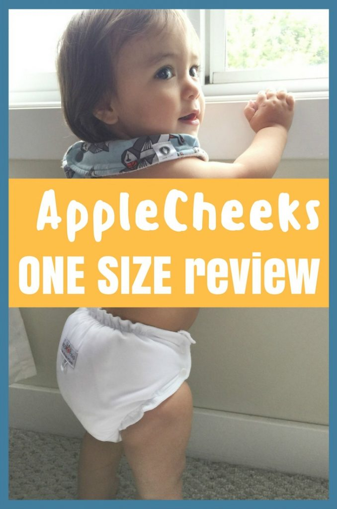 AppleCheeks ONE SIZE review