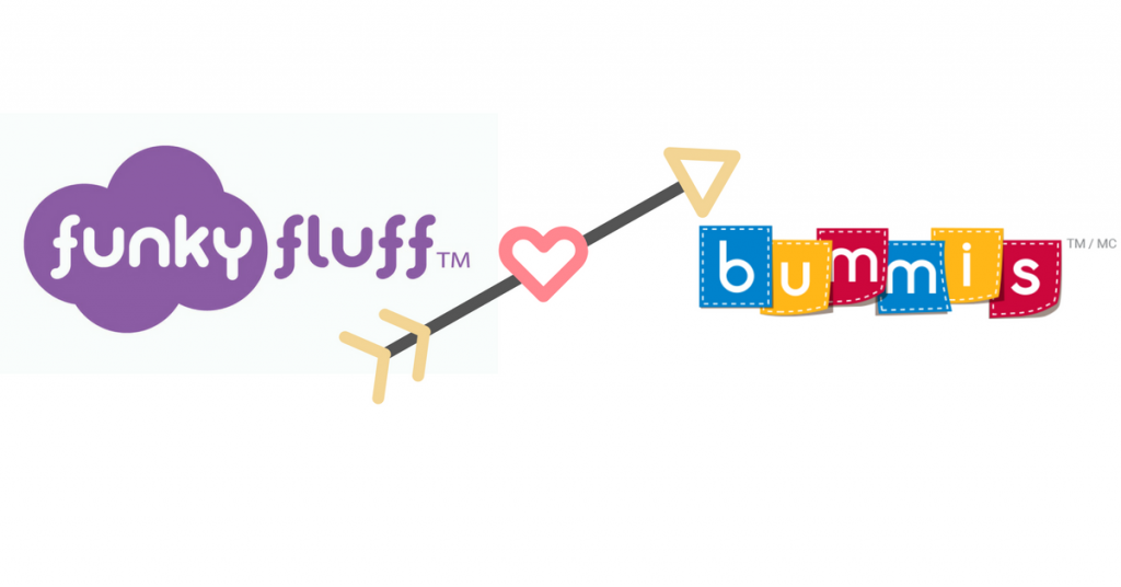 Big News in the Cloth Diaper World: Bummis and Funky Fluff Come Together