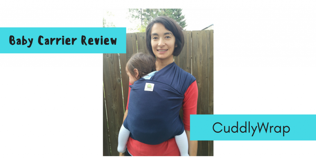 CuddlyWrap Review
