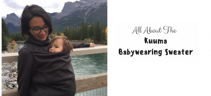 Belly Bedaine Kuuma Babywearing Sweater Review