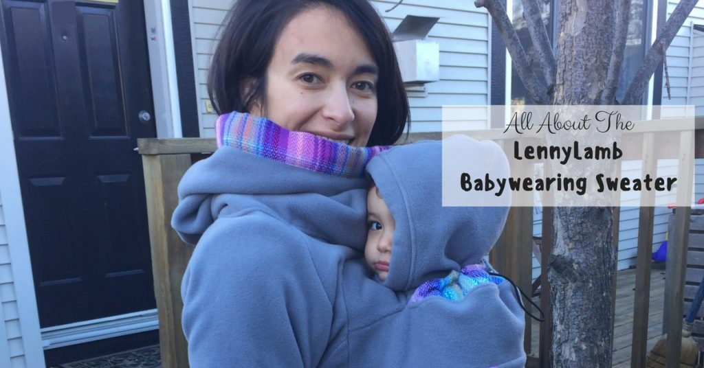 LennyLamb Babywearing Sweater Review