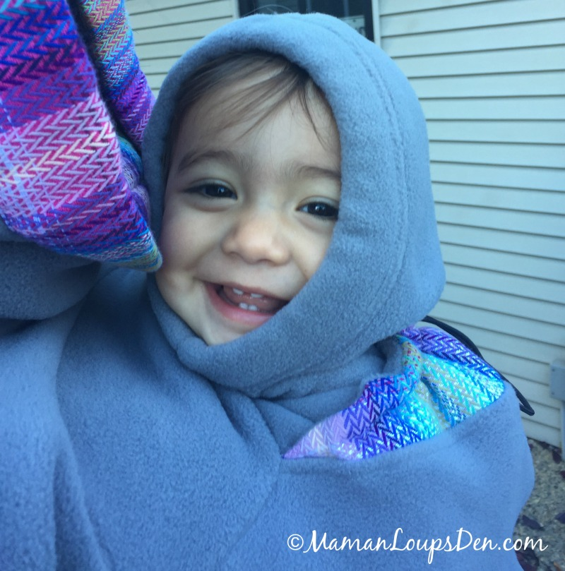 All About the LennyLamb Babywearing Sweater