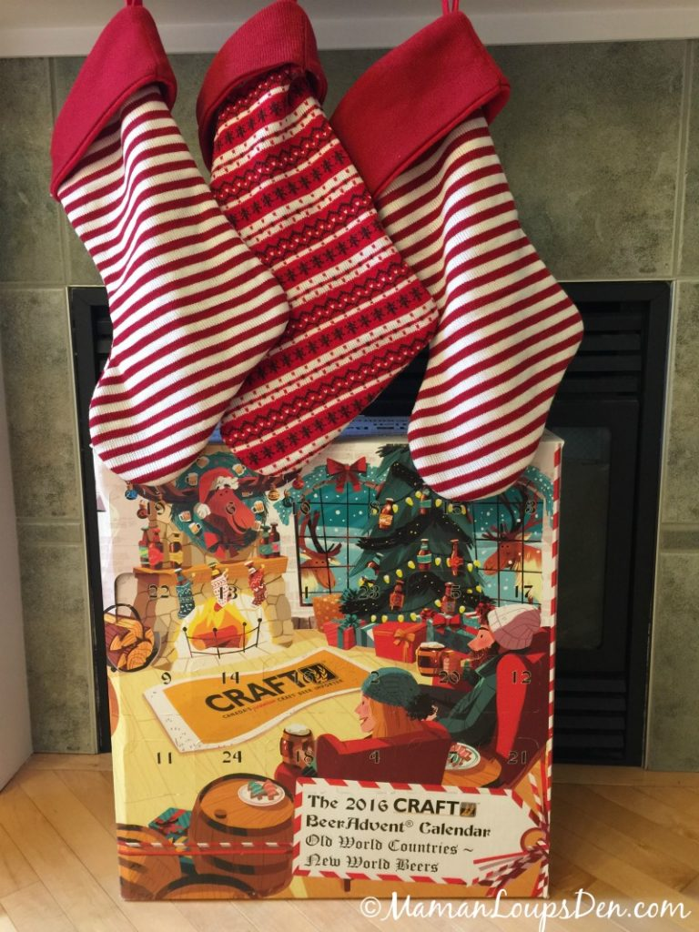 The Craft BeerAdvent Calendar: The Christmas Gift for the Guy Who Has Everything