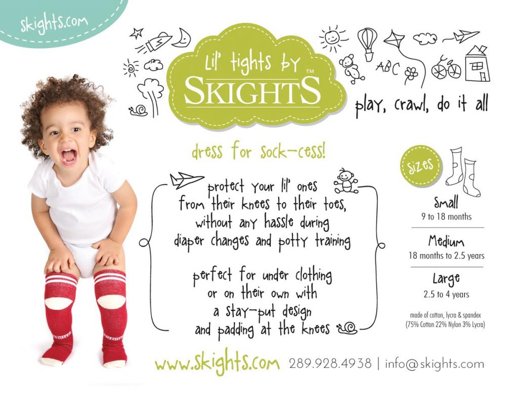 Holiday Gift Guide for Cloth Diapering Parents: Skights