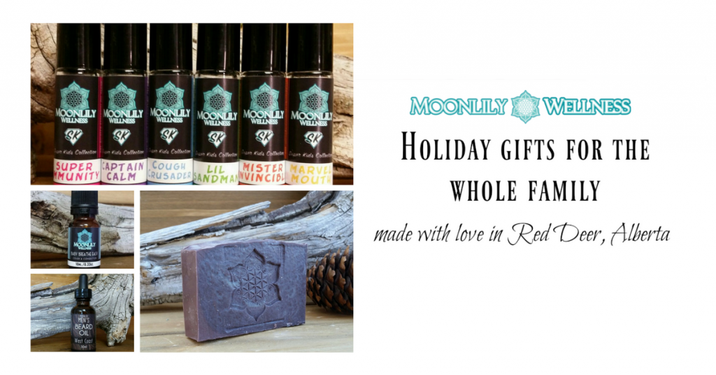 MoonLily Wellness: Holiday Gifts for the Whole Family