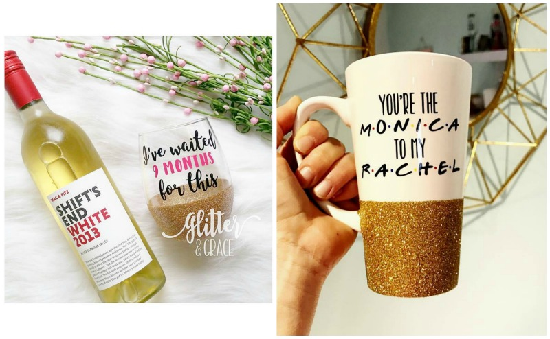 Holiday Gift Guide for Moms: Glitter and Grace